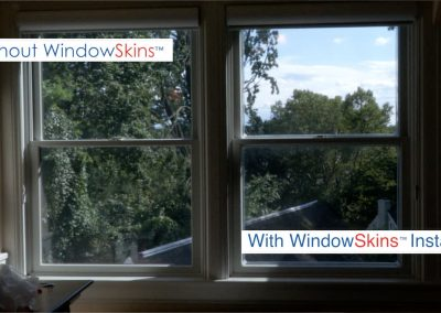 With and without windowSkin image